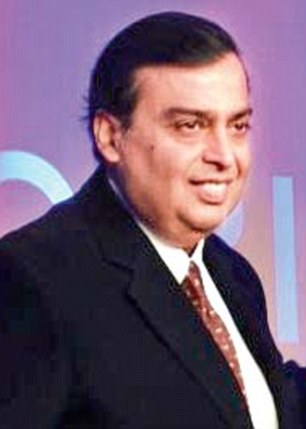 The Forbes list is topped by Reliance Industries chairman Mukesh Ambani, for the ninth consecutive year