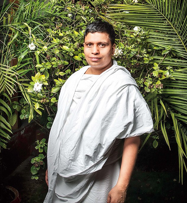 Yoga guru Baba Ramdev's close aide Acharya Balkrishna has come a long way since 1995, when they started this business with only Rs 3500 in pocket