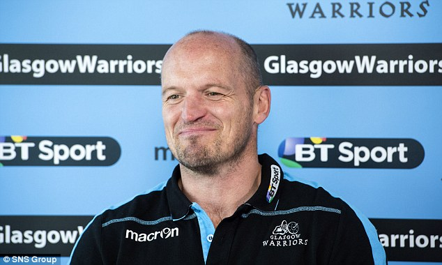 Gregor Townsend believes Russell will cope with anything Ulster throw at him