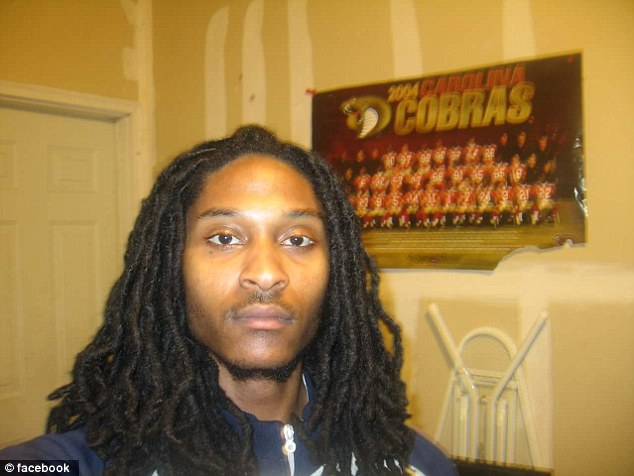 Justin Carr, 26, died on Thursday after being critically wounded during the unrest over the shooting of Keith Lamont Scott by a police officer