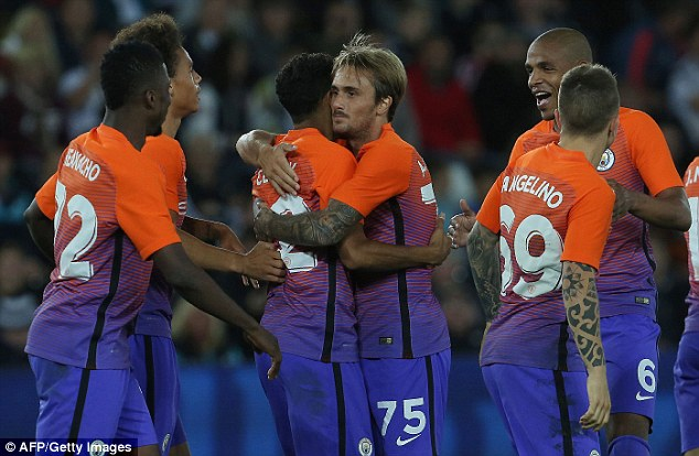 City won 2-1 at Swansea in the EFL Cup in midweek - their ninth victory out of nine this term