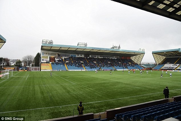 There is a new offfer on the table to buy Johnston's stake in the Rugby Park club