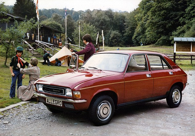 Austin Allegro: But some people have raised concerns that if these cars are not tested it could risk accidents on the road