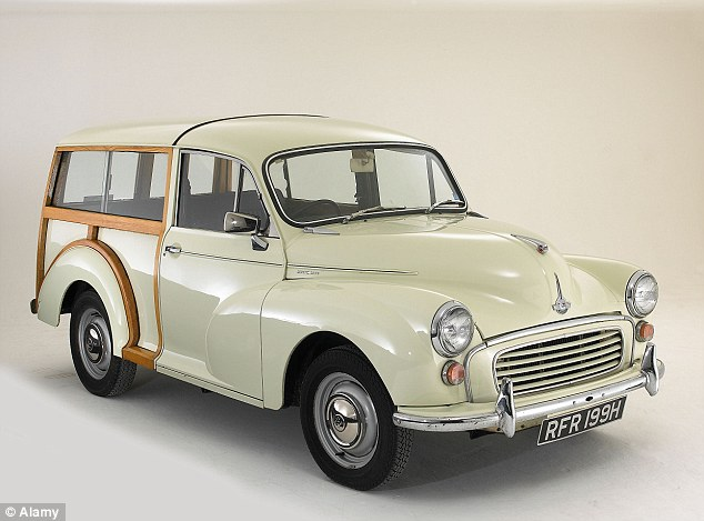 Morris Minor Traveller: According to Honest John Classis website the most popular with owners now areFord Cortina, Ford Escorts and Morris Marina