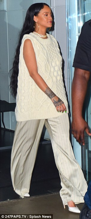Separate exits: That evening, she'd also been spotted leaving a birthday party at Akiva's restaurant butter, where the guest list included her once-alleged boyfriend Leonardo Dicaprio