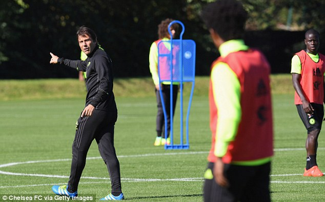 Fabregas' brace has given Conte a selection dilemma ahead of his side's clash with Arsenal