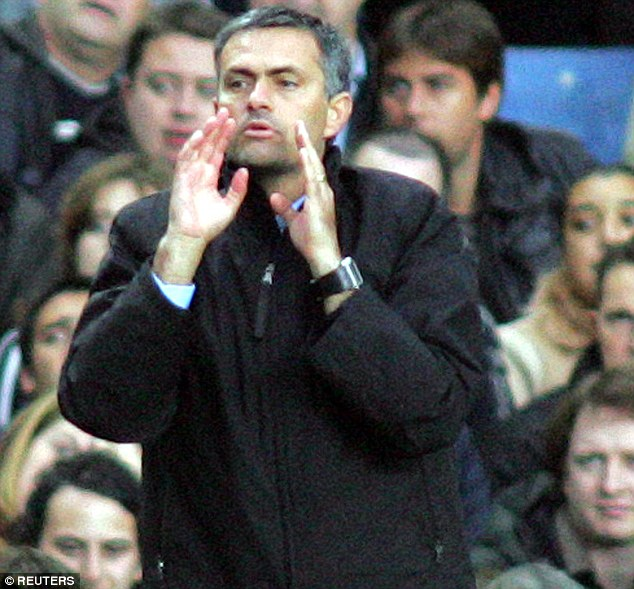 Mourinho arrived in England 12 years ago and his criticism of players is well documented