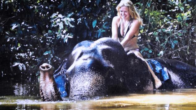 British teenager Scarlett Keeling, 15, was killed in Goa, India, in 2008