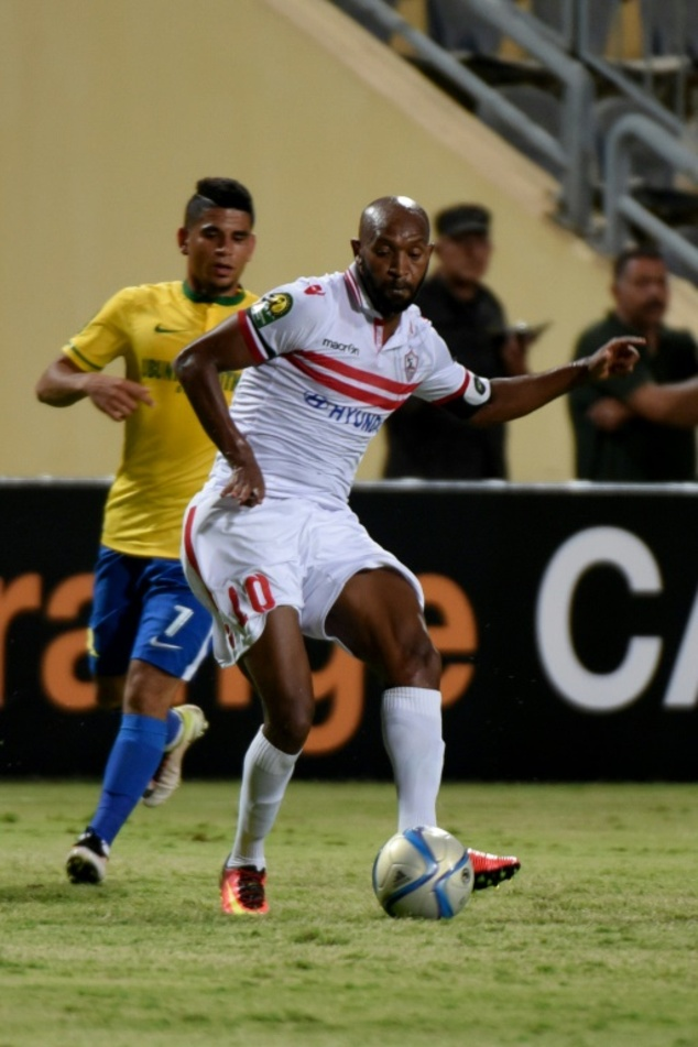 A wonder goal by captain and midfielder Shikabala after a 55-yard run set up Zamalek for a 4-0 first-leg CAF Champions League semi-final lead over one-time w...