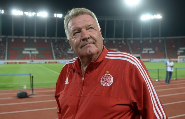Wydad reacted to an unexpectedly heavy loss to Zamalek in the CAF Champions League semi-final first-leg by firing coach John Toshack one day later