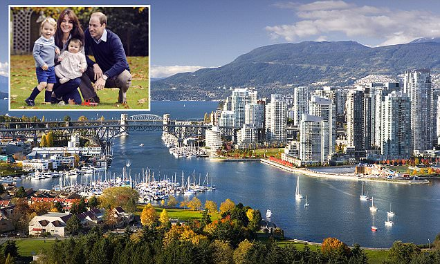 It's all eyes on Vancouver as the Cambridges come to town an ultimate travel guide