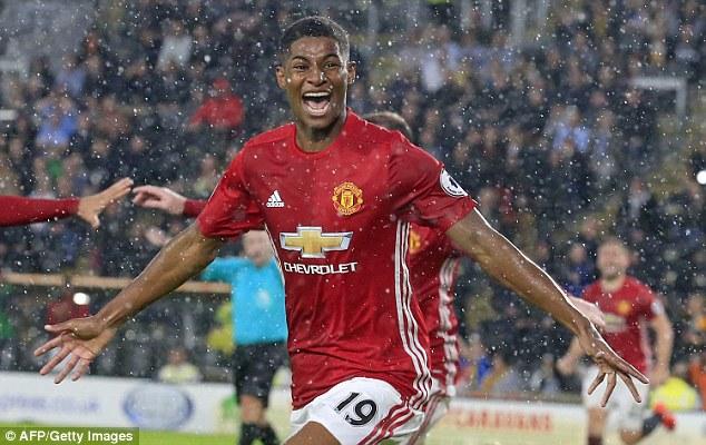 United's Rashford wants to emulate Ronaldo