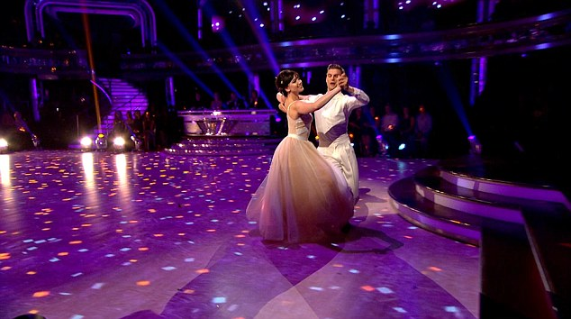 What a night! Daisy and Aljaz wowed the judges and audience with their fairytale dance