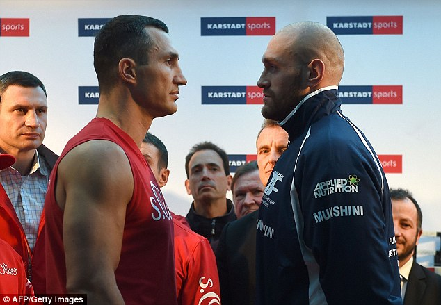 'The Gipsy King' has twice pulled out of his heavyweight rematch with Wladimir Klitschko