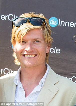 Michael Krayenhoff is co-founder of selective dating site The Inner Circle