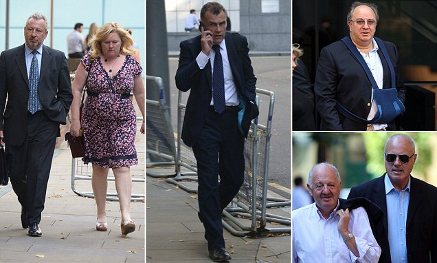 Top HBOS banker 'pumped high class escorts' in £245m scam'