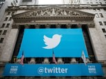 Twitter has yet to post a profit even after ramping up advertising efforts ©Andrew Burton (Getty/AFP/File)