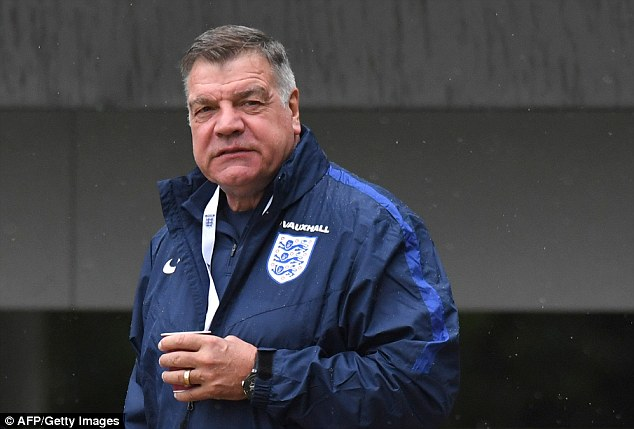 Allardyce is waiting to find out his fate following meetings on Tuesday