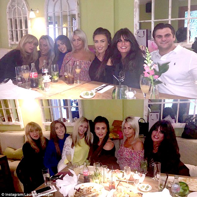 Lauren Goodger Admits 30th Birthday Bash Was A Disaster