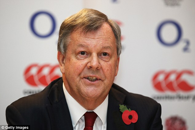 Richard Hill appointed England team manager