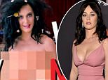 Katy Perry plans to release a video of herself NAKED ahead of US elections