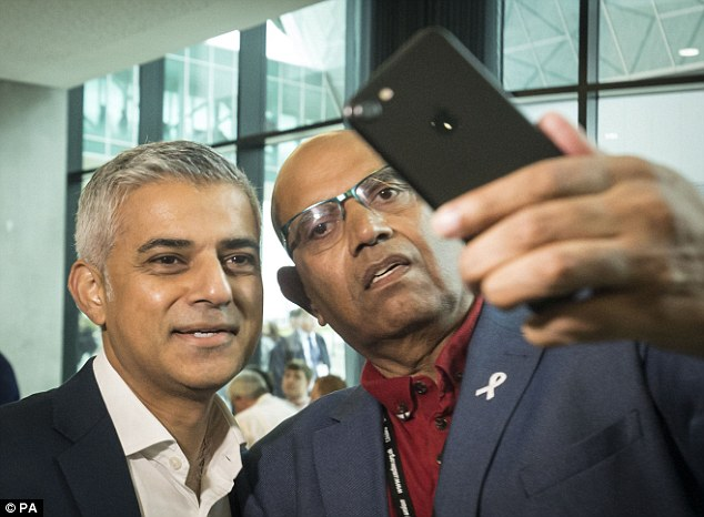 London Mayor Sadiq Khan: Opposition is 'not good enough' for Labour