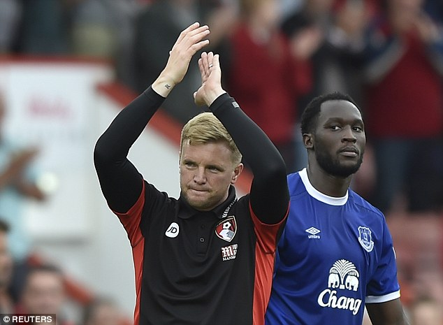 Howe has completely transformed Bournemouth and is the best young English manager