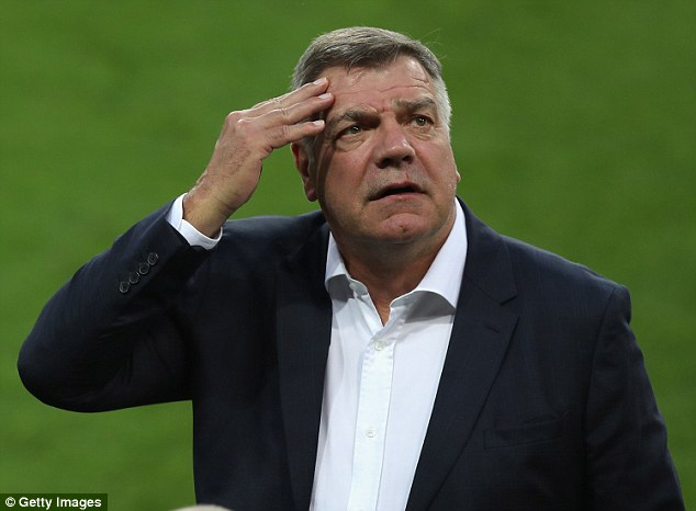 Sam Allardyce has left his job as England boss by the FA, who are looking for a replacement