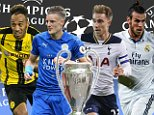 Dortmund vs Real Madrid, UEFA Champions League LIVE scores and results