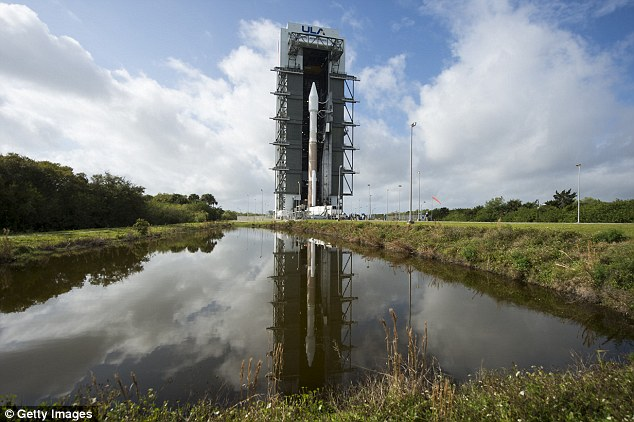 Космодром НАСА уйдет под воду
