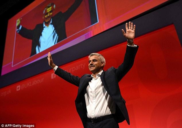 London Mayor Sadiq Khan: Opposition is 'not good enough' for Labour