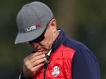 Usa captain davis love insists his comments about his team were misconstrued