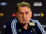 Former Argentina coach Martino heading to MLS