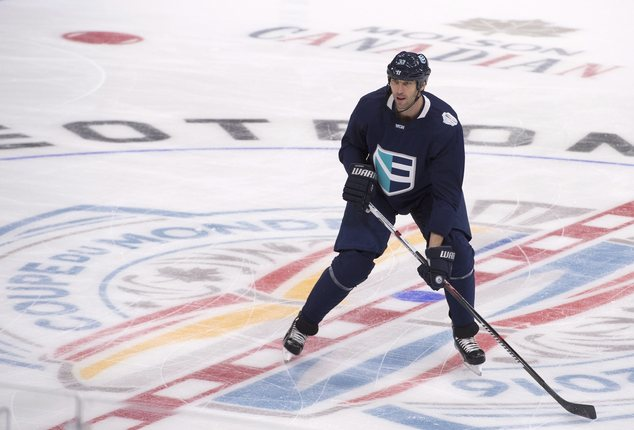 Wings' Tatar is hero, Europe makes World Cup finals