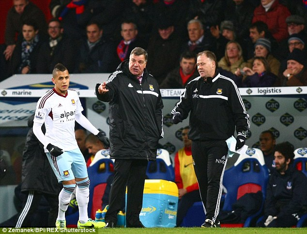 Allardyce: Entrapment has cost me England job