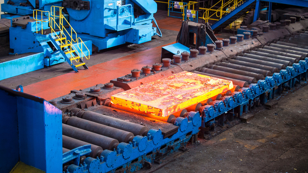 First Minister reopens Motherwell steel mill