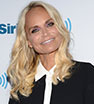 The woman in black: Kristin Chenoweth sported a bold ensemble at an Artist Confidential with SiriusXM to preview her new album The Art of Elegance