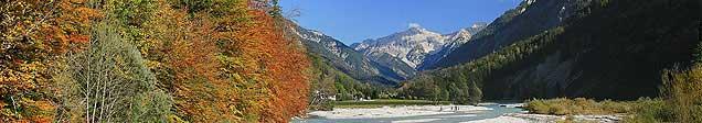 Scenery of Austria