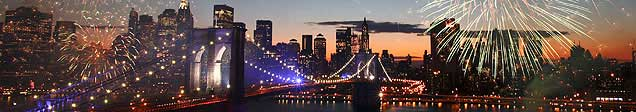 Scenery of New York