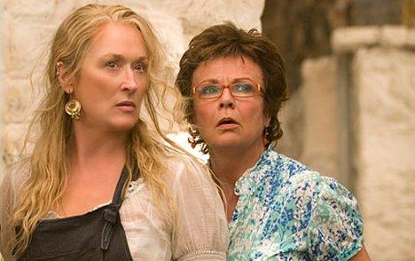 Meryl Streep and Julie Walters