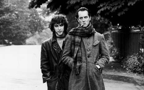 Cult heroes: Paul McGann and Richard E Grant star in Withnail & I