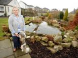 Devastated: Jean Bailey has been told to rip up her wildlife garden because it breaches planning rules