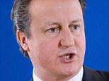 David Cameron will strip EU migrants of jobless benefits after six months